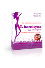 L-Karnityna 500 Forte Plus