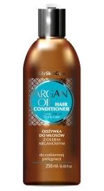 Odżywka do włosów z olejkiem arganowym