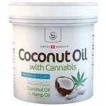 Olej kokosowy z konopiami