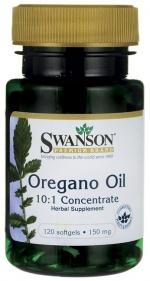 Olej z Oregano