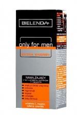 Only for Men EXTRA ENERGY Krem nawilżający przeciw oznakom zmęczenia