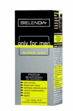 Only for Men SUPER MAT Żel nawilżający przeciw błyszczeniu się skóry