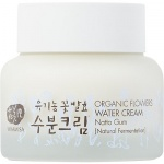 Organic Flowers Water Cream