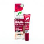 Organiczne Serum pod Oczy Olejek Różany