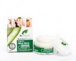 Organiczny Krem Koncentrat Aloe Vera