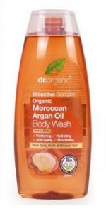 Organiczny Żel do Mycia Ciała Marokański Olej Arganowy