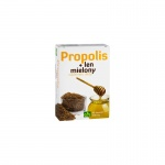 Propolis + Len mielony