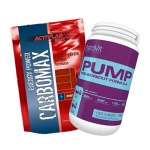 Pump Pre-Workout Formula - 300g + CARBOMAX - 3000g