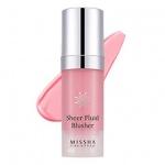 Sheer Fluid Blusher