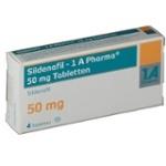 Sildenafil-1A Pharma