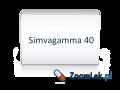 Simvagamma 40