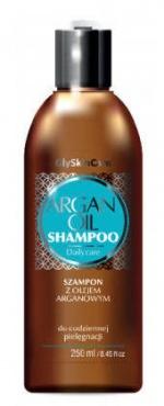 Szampon do włosów z olejkiem arganowym