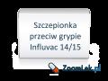 Szczepionka przeciw grypie Influvac 14/15