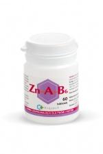 Tabletki na sierść Zn-A-B6