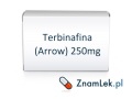 Terbinafina (Arrow) 250mg