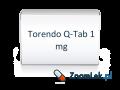Torendo Q-Tab 1 mg