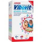 Vibovit Junior witaminy + żelazo