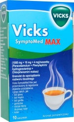 Vicks SymptoMed Max