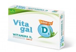 VitaGal Witamina D3 1000