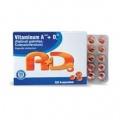Vitamina A 2000 + D3 400