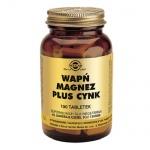 Wapń, Magnez plus Cynk