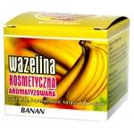 Wazelina kosmetyczna bananowa