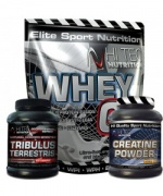 Whey C6 + Creatine Powder  + Tribulus Terrestris Professional