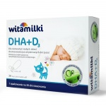 Witamilki DHA+D3