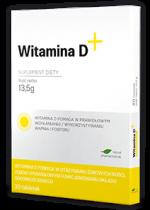 Witamina D+