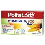 Witamina D3 2000 Max