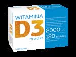 Witamina D3 medis