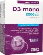 Witamina D3 mono 2000 j.m.
