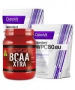 WPC80 + BCAA XTRA