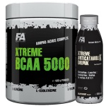 Xtreme BCAA 5000  + BCAA L GLUTAMINE