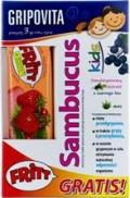 Gripovita Sambucus+ Fritt
