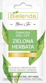 Zielona Herbata Maseczka Peel - Off