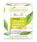 Zielona Herbata Matujący krem