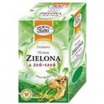 Zielona herbatka z żeń-szeniem