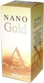 Złoto koloidalne Nano Gold